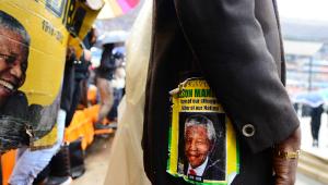 Nelson Mandela National Memorial Service