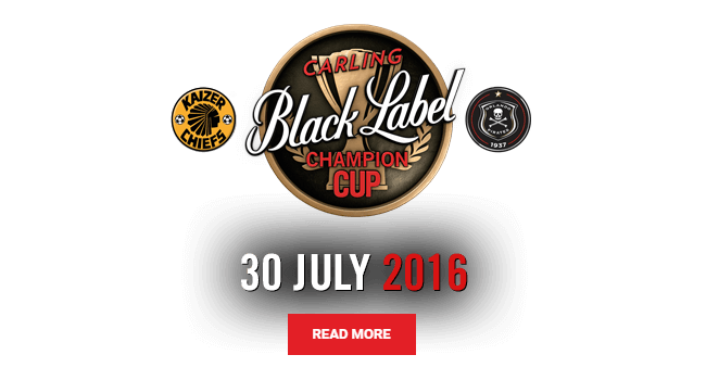 2016 Carling Black Label Champion Cup