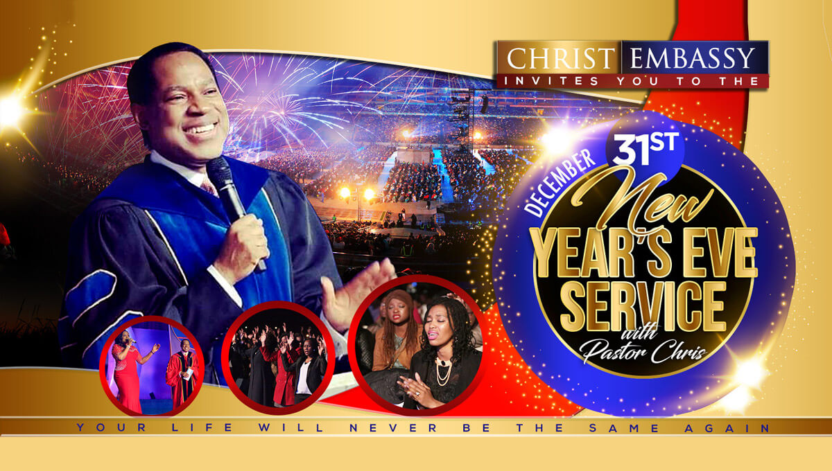 New Years Eve Host