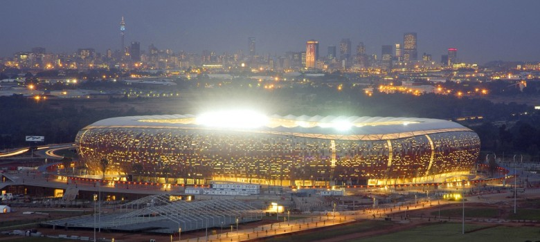FNB Stadium one of the Top 100 Outdoor Stadiums Worldwide
