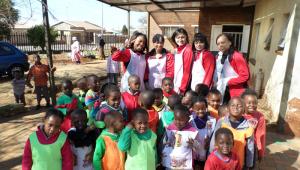 African Children's Feeding Scheme