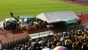 Memorial Service for Soweto Schoolgirls