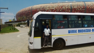 The Winnie Madikizela Mandela School at FNB Stadium