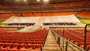 Wedding at the FNB Stadium