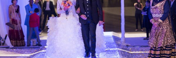Wedding at the FNB Stadium