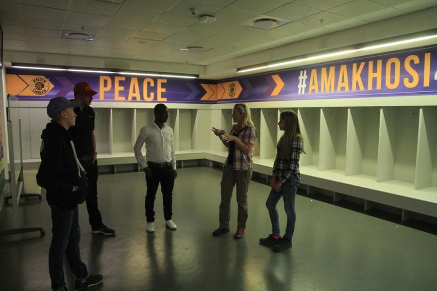 Stadium tour, FNB Stadium