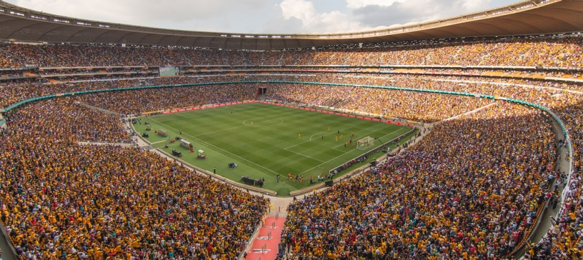 Soweto Derby Fever for FNB Stadium