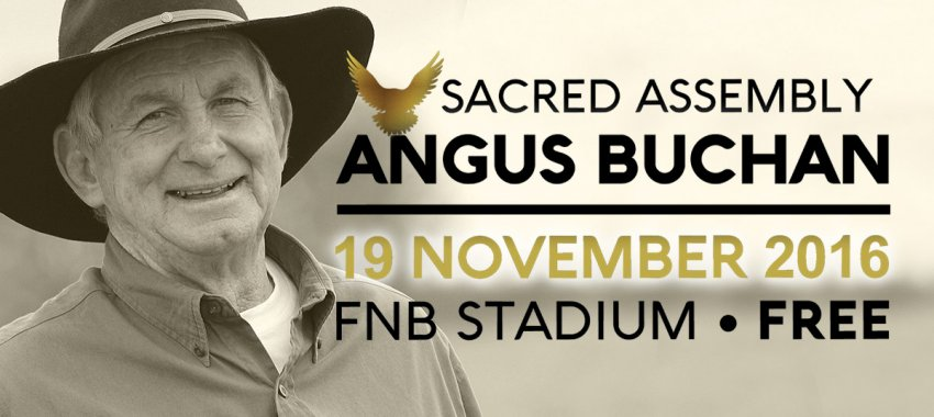 Sacred Assembly with Angus Buchan