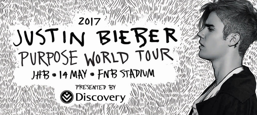 Justin Bieber: Purpose World Tour