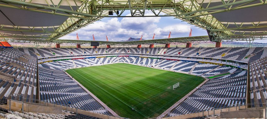 Mbombela Stadium all set for Kaizer Chiefs/Chippa United clash