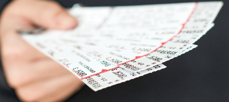 Illegal sale of fraudulent tickets