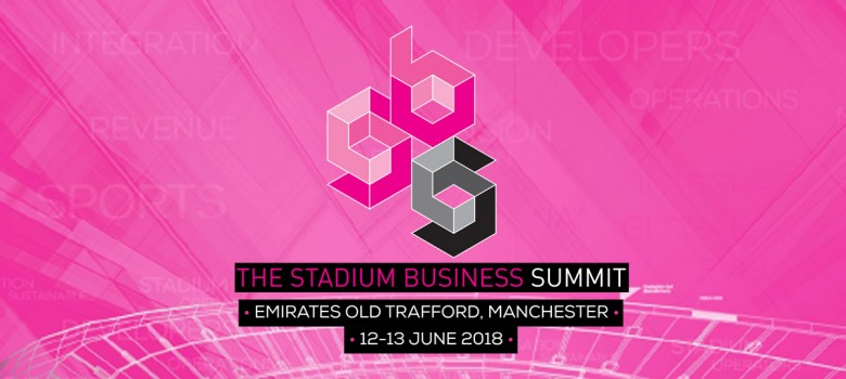 Speaker profiles for the Stadium Business Summit 2018