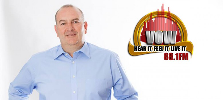 VOW FM Interview with Bertie Grobbelaar