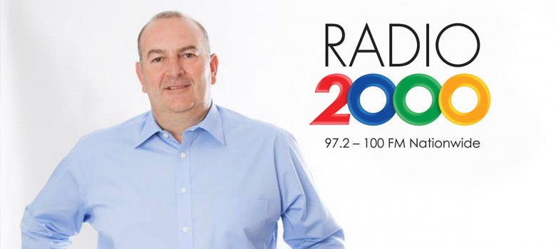 Radio 2000 Interview with Bertie Grobbelaar