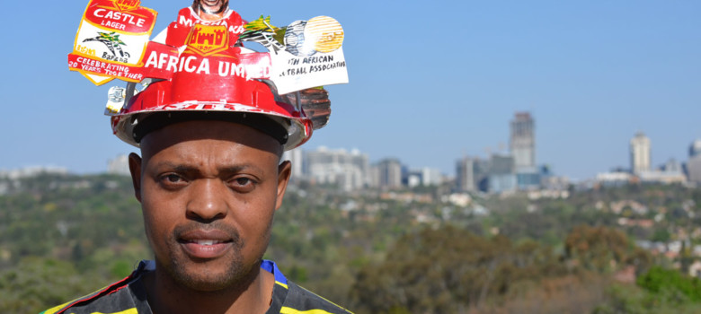 Masilo Machaka launches campaign to rally nation behind Bafana Bafana