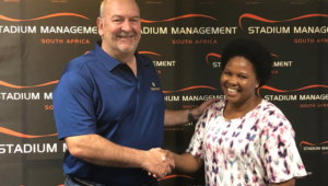 New additions to Stadium Management SA directors